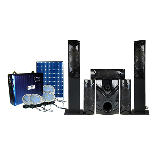 Olik Solar Lighting System + Home Theater 5.1