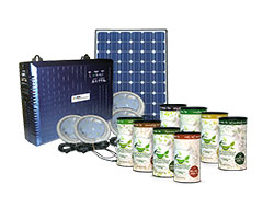 Olik Solar Lighting System + Teaspire Herbal Tea Pack