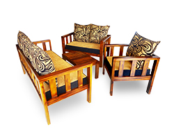 RK Stylish Living Room Sofa Set